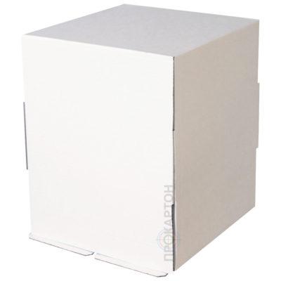 Коробка для торта 290х290х350