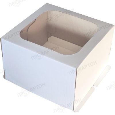 Коробка для торта 300x300x200