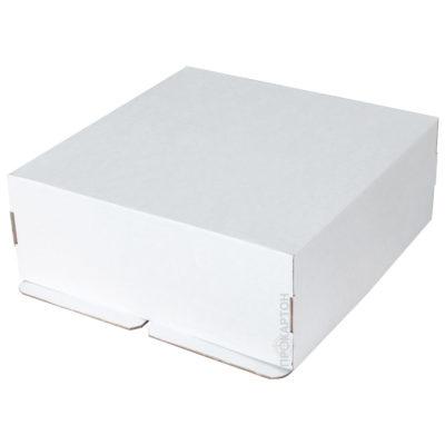 Коробка для торта 400х400х150мм