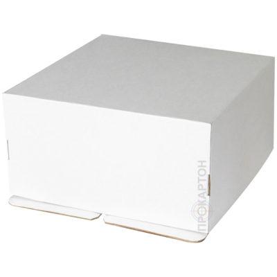 Коробка для торта 400x400x200мм