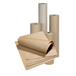 Пергамент и бумага.