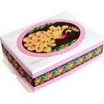 Коробка для торта 0,5 кг прямоугольная