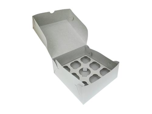 Коробка для капкейков 9 штук