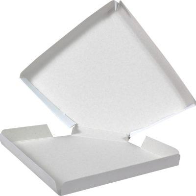 Коробка для пиццы на два куска