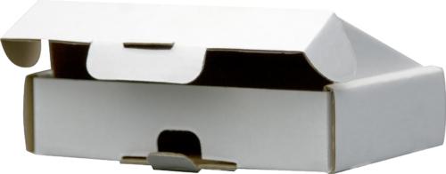 Самосборная коробка с замком