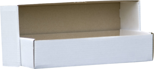 Пример самосборной коробки с крышкой