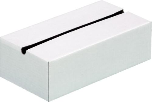 Коробка для пластиковых карт с окном