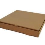 коробка для пиццы крафт